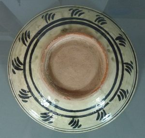 14th/16th C. Kalong Ware Bowl – Floral