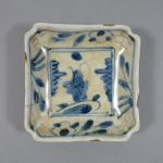 Early 16th C. Ming Dish – Koi Fish