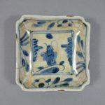 Early 16th C. Ming Dish – Koi Fish