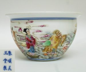 Republic Fencai Planter – Eight Immortals