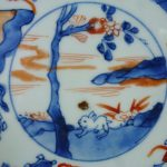 Kangxi Plate – Rabbit