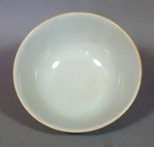Chinese Jiaqing Mark&Period Bowl – Celadon