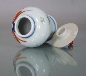 Chinese 19th C. Ducai Snuff Bottle / Snuff-Jar