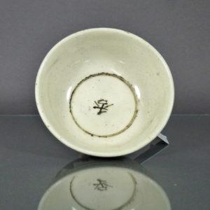 Yuan/early Ming Stem Cup – Cizhou Ware