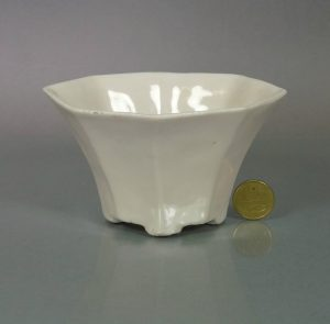 Chinese 17th C. Libation Cup – Dehua