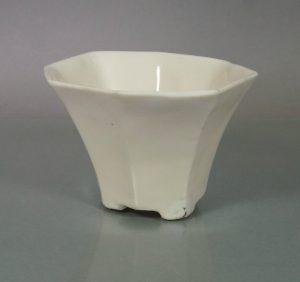 Chinese 17th C. Libation Cup – Dehua