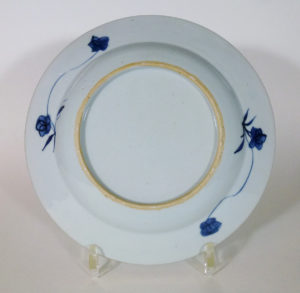 """Chinese Kangxi Plate – """"The suffering of Christ"""""""