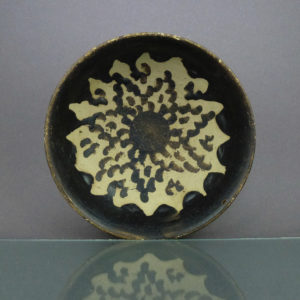 Chinese Tang Dynasty Yaozhou Bowl - Flowerhead