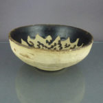 Chinese Tang Dynasty Yaozhou Bowl - Flowerhead