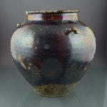"Chinese Lead Glazed Tang Dynasty Jar – ""hua you"""