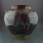 "Chinese Lead Glazed Tang Dynasty Jar – ""hua you"""
