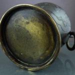 Chinese Guangxu Period Bronze Vase – 2 Dragons