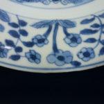 Chinese Kangxi Period Plate – Lotus Pond