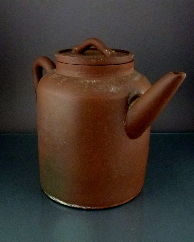 Chinese 18th/19th C. Yixing Teapot – Cylindrical Shape