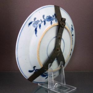 Chinese Kangxi Period Dish – Boys & Flowers